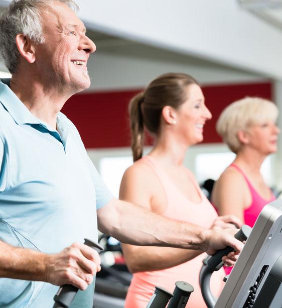 Präventionskurs  Herz-Kreislauftraining
